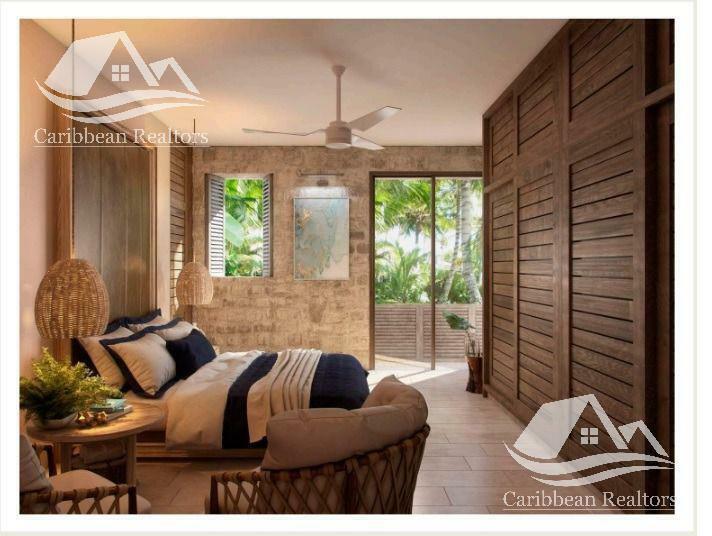 Departamento en venta en Tulum/Riviera Maya