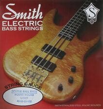 KEN SMITH DB-RWL DOUBLE BALL END BASS GUITAR STRINGS, LIGHT GAUGE 4's - 40-102