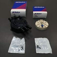 New ACDelco Rotor D465 10452457 and Distributor Cap 10452458 D328A 4.3L OEM Kit