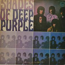 "DEEP PURPLE - SHADES OF DEEP PURPLE  TETRAGRAMMATON RECORDS 102  12""  LP (W 979)"