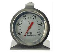 Thermometre A Four Inox Avec Crochet De+ 50°c À +300°c Ideal Cuisson Patisserie