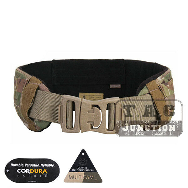 Emerson AVS Low Profile Belt MOLLE PALS Patrol Duty Belt Multicam