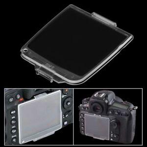 Protector duro plástico de la pantalla del LCD para Nikon D90 BM-10.