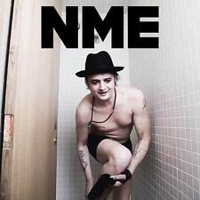 PETE DOHERTY Ronnie Spector Russell Crowe Photo Cover UK NME MAGAZINE JUNE 2016