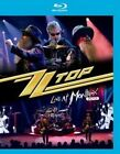 ZZ Top Live at Montreux 2013 Region 1 Blu-ray