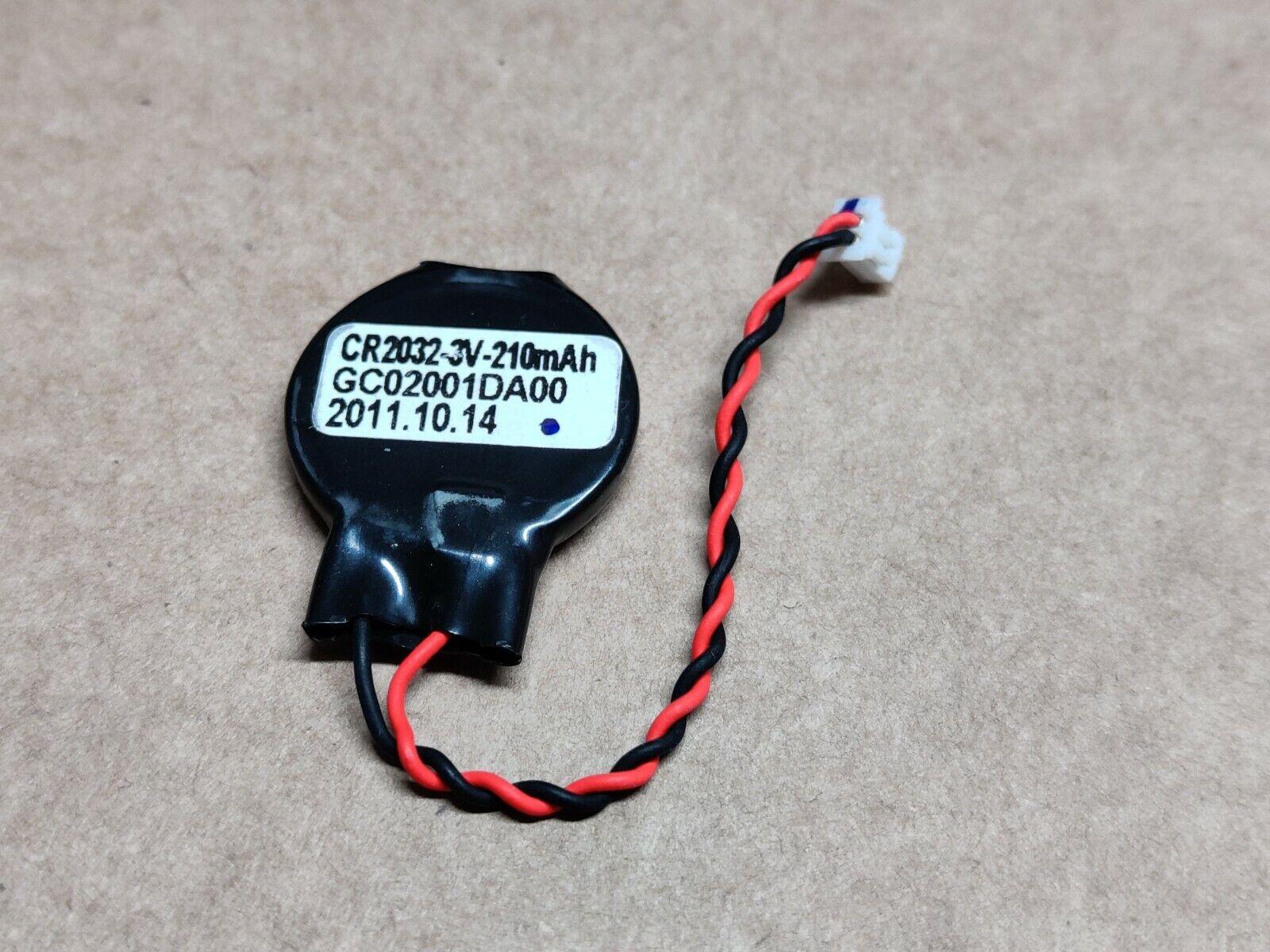 ✔️ Lenovo ThinkPad E530 CR2032 RTC battery GC02001DA00