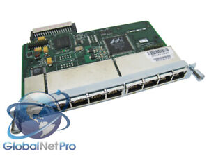 CISCO-HWIC-D-9ESW-9-Port-Ethernet-Switch-HWIC-LIFETIME-WARRANTY