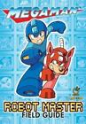 Robot Master Field Guide by UDON (2012, Paperback)