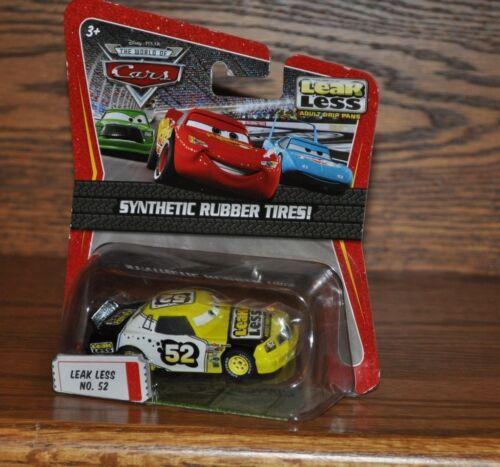 Disney Cars LEAK LESS #52 KMART Ex Leakless Die Cast Synthetic Rubber Tires NEW