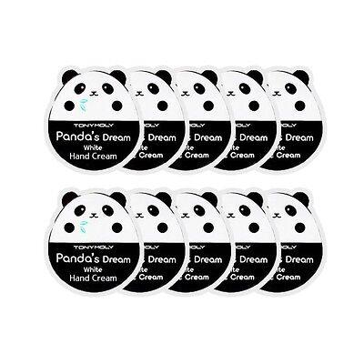 [TONYMOLY]  Panda's Dream White Hand Cream Sample 10pcs / Korea cosmetics