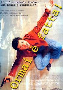 ORMAI E FATTA DVD.DVD EX NOLEGGIO