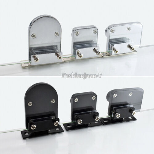Brand New 10Sets Glass Cabinet Locks Jewelry Showcase Display Cabinet Door Locks