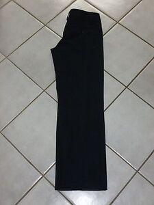 NEUWERTIG-MAC-Damenhose-schwarz-Modell-Helen-Gr-36-34-1A-NEUWERTIG