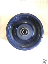 1 6 Solid Polyurethane Wheel Only Withball Bearing 12 Bore 1200 Lbs Cpty