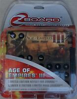 Steelseries / Ideazon Age Of Empires 3 Limited Ed Gaming Keyset For Zboard -