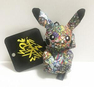 Pokemon Center Shibuya Limited Mascot Graffiti Art Pikachu Number 4521329292755