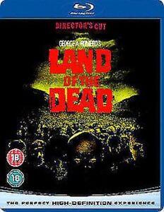 Land Of The Dead - Del Regista Taglio Blu-Ray Nuovo (8257700)