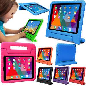bambini-a-prova-di-SHOCK-polietilene-EVA-Manico-Cover-Custodia-per-Apple-iPad-amp