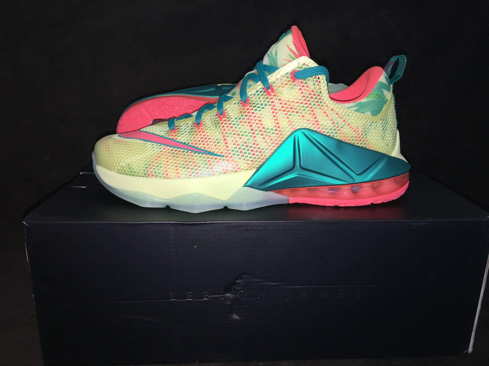 Nike lebron xii basso - learnold palmer - volume 11 - limited quickstrike