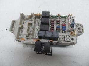 mitsubishi grandis fuse box under dash ba 06 04 03 10 04 05 06 07 rh ebay com au Mitsubishi Galant Fuse Box 2008 Mitsubishi Fuse Box Location