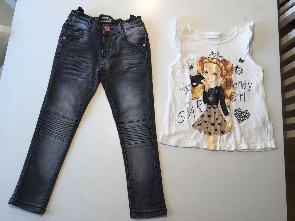 Blandet tøj, Bukser, jeans – dba.dk – Køb og Salg af Nyt og