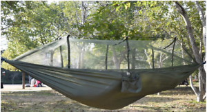 Outdoor-Camping-Portable-Mosquito-Net-Nylon-Hammock-Hanging-Bed-Swing-Sleeping