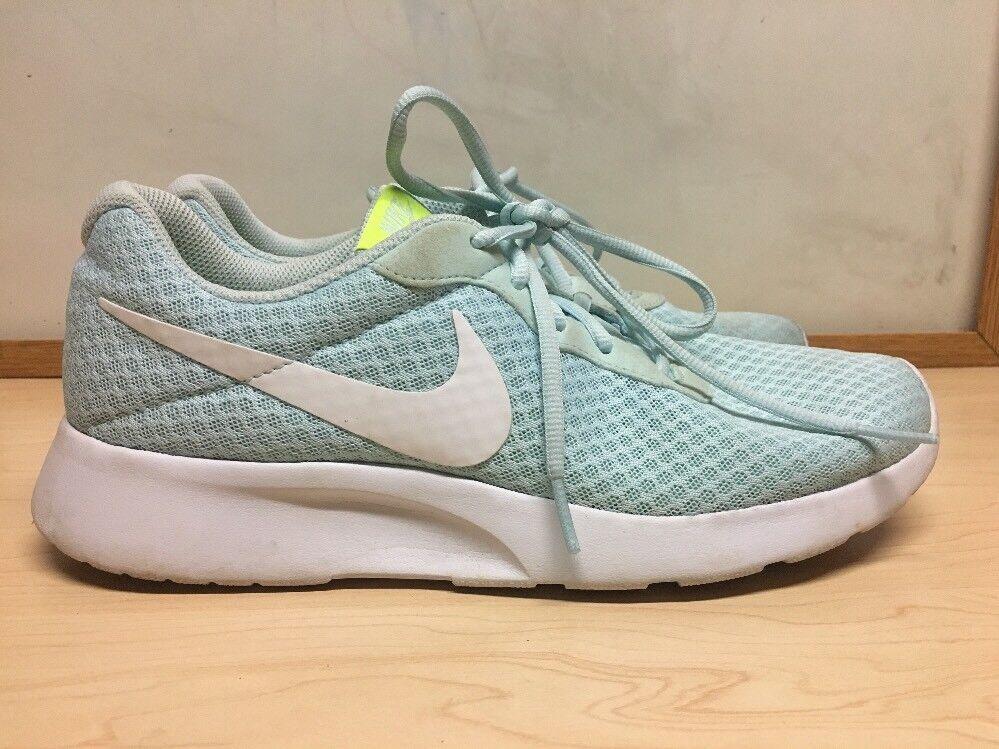 Nike zapatos de mujer azul 10 y blanco talla US 10 azul EUR casual salvaje 9004aa