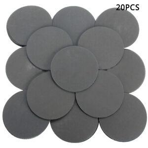 20xRund-Schleifpapier-75mm-Schleifblaetter-Schleifscheiben-Schleifpad-40-3000Grit
