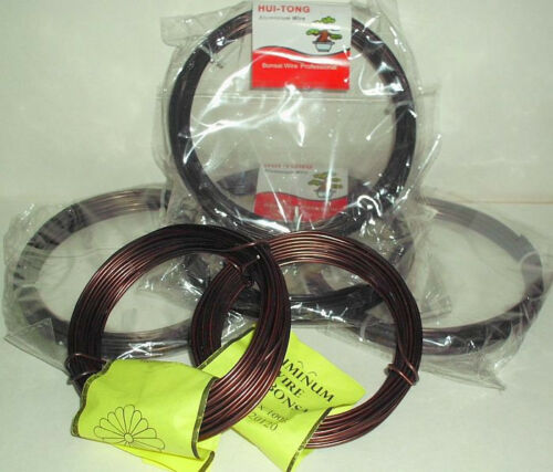 Quality 100 Gram Anodized Aluminum Bonsai Wire 3.5 mm