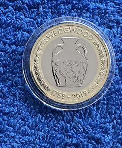 royal mint wedgwood coin