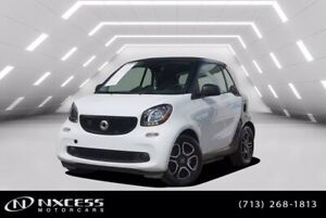 2018 smart fortwo electric drive prime Sport Package, Rear View Monitor Only 3k