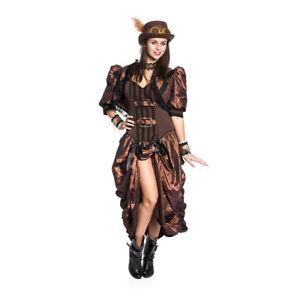 das bild wird geladen steampunk kostuem damen sexy steampunk kleid damenkostuem faschingskostuem