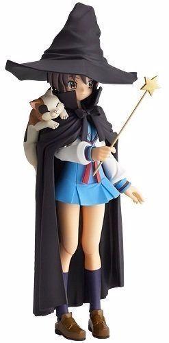 FRAUREIN Revoltech SP No.2 Melancholy of Haruhi Suzumiya Yuki Nagato Witch Ver.