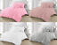 Duvet-Cover-Quilt-Set-Pintuck-Bedding-Super-King-Single-Double-With-Pillowcases thumbnail 1