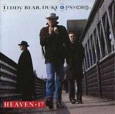 NEW CD Album Heaven 17 - Teddy bear, duke & psycho (Mini LP Style Card Case)