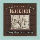 Young Grey Horse Society, Vol. 1: Songs of the Blackfeet by Young Grey Horse Society (CD, 1998, Canyon Records)