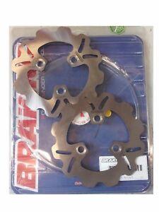 Paire-de-disques-de-frein-AVANT-Suzuki-LTR-450-quadRacer-2006-2012
