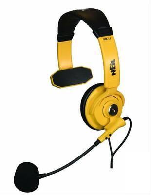 Heil Sound HTH-K  Heil Handi Talkie Headset Kenwood//Baofeng//Wouxun