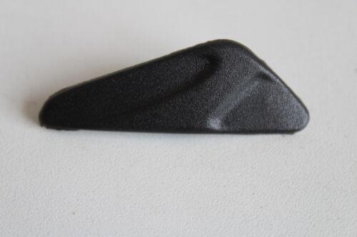 uvex Belüftungsschieber schwarz für Flash Helm Belüftung Kinnbelüftung Neu