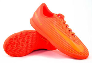 premium selection 9d4cc e1388 Details about Nike Youth MERCURIALX VORTEX III IC Soccer Shoes Style  831953-888 MSRP $60