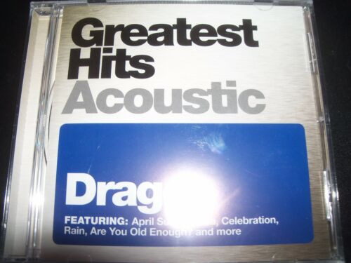 1 of 1 - Dragon Greatest Hits Acoustic Best Of (Australia) CD - New