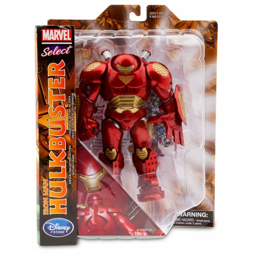 Marvel Select Iron Man Hulkbuster Exclusive 8  Marvel Legends Age Of Ultron