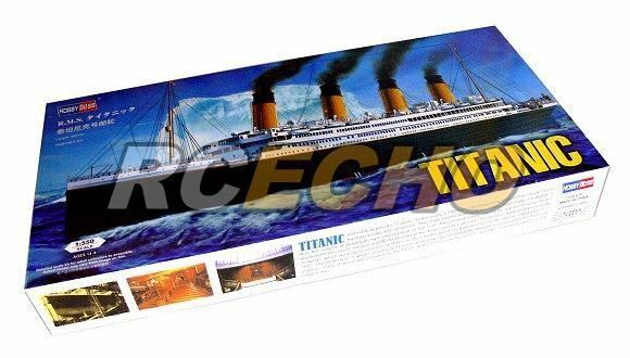HOBBYBOSS Military Model 1 550 Ship R.M.S. TITANIC Scale Hobby 81305 B1305
