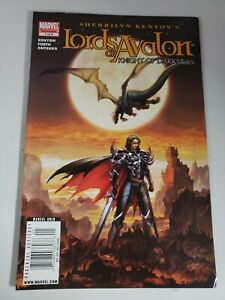 Lords-Of-Avalon-Knight-of-No-1-Jan-2009-Marvel-Comics-Newsstand-Variant-K2b107