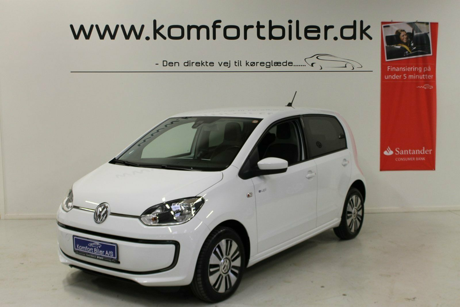 VW e-Up!  High Up! 5d
