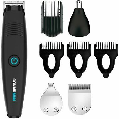 Conair MAN Lithium Ion Powered All-in-1 Men's Trimmer