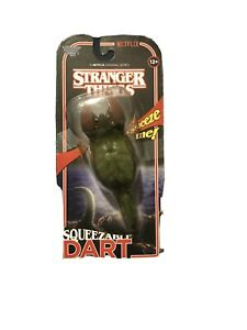 Stranger Things Squeezable Toy - New 5 inch McFarlane Toys DART