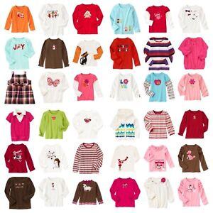 NWT-Gymboree-Kids-Girl-Fall-Winter-Spring-LS-Top-Tee-Ship-fast