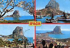 Alte Postkarte - Impressionen von Ifach