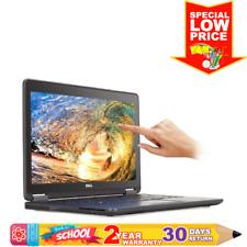 """Dell Latitude E7250 12.5"""" HD Touch Ultrabook (Intel i5-5300U, 256GB SSD, 8GB RAM"""